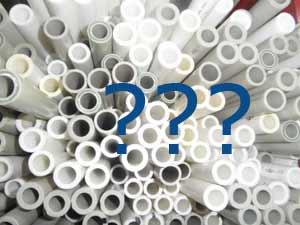Какие трубы лучше выбрать для отопления дома