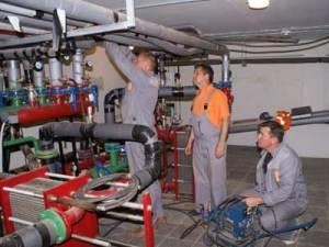 Опрессовка системы отопления в многоквартирном доме