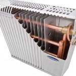 Биметаллический радиатор конвекционного типа