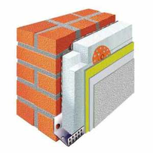 Как выполнить утепление стен снаружи пенопластом своими руками