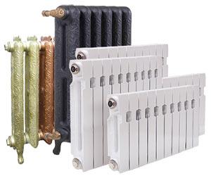 Батареи отопления: какие лучше выбрать для частного дома