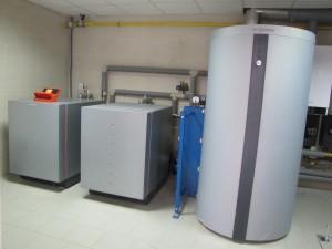 Тепловые насосы для отопления дома своими руками