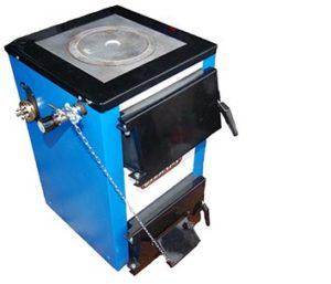 Комбинированный котел для отопления частного дома «дрова-электричество»