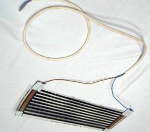 Пленочный ИК-обогреватель