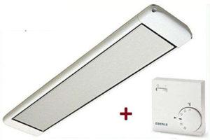 Инфракрасные обогреватели с терморегулятором для дачи или дома